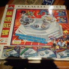 Juguetes antiguos y Juegos de colección: OVERSPEED GYRO JUGUETE JAPONES. Lote 55146016