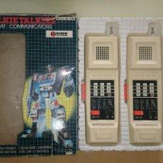 Juguetes antiguos y Juegos de colección: WALKIE TALKIES AÑOS 70/80. Lote 56076345