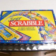 Juguetes antiguos y Juegos de colección: SCRABBLE JUNIOR DE JUEGOS SPEAR. Lote 56239307
