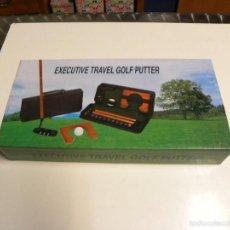 Juguetes antiguos y Juegos de colección: SET DE GOLF EJECUTIVO. Lote 56239438