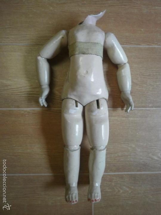 Juguetes antiguos y Juegos de colección: Cuerpo de muñeca - Foto 10 - 56692483