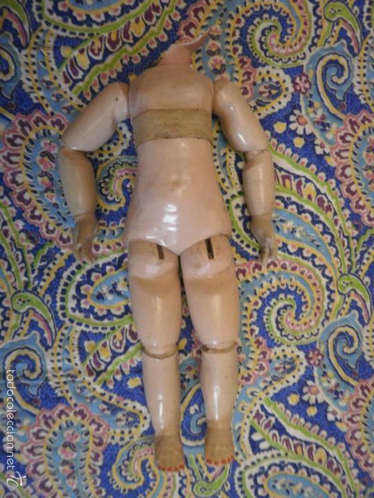 Juguetes antiguos y Juegos de colección: Cuerpo de muñeca - Foto 12 - 56692483