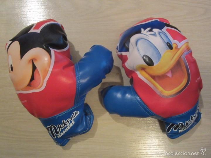 Guantes De Boxeo Disney Para Ninos 8 10 Anos Comprar En