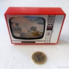 Juguetes antiguos y Juegos de colección: TELEVISOR VISOR DIAPOSITIVAS RECUERDO DE SIERRA NEVADA GRANADA. Lote 66854881
