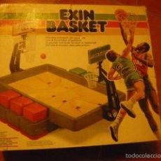 Juguetes antiguos y Juegos de colección: EXIN BASKET . Lote 146357757