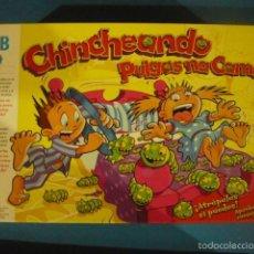 Juguetes antiguos y Juegos de colección: MB CHINCHEANDO JUEGO. Lote 132849509