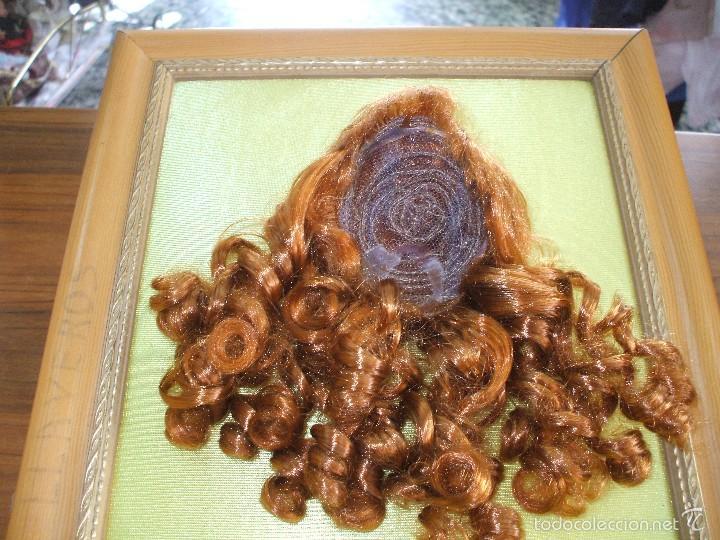 Juguetes antiguos y Juegos de colección: peluca para muñeca - Foto 2 - 91736778
