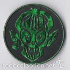 Juguetes antiguos y Juegos de colección: (TC-3) TAZO CAPS OFFICIAL WCF. Lote 57415768