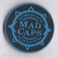 Juguetes antiguos y Juegos de colección: (TC-3) TAZO CAPS OFFICIAL WCF. Lote 57415779