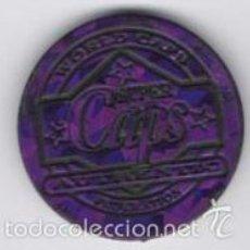 Juguetes antiguos y Juegos de colección: (TC-3) TAZO CAPS OFFICIAL WCF. Lote 57415798