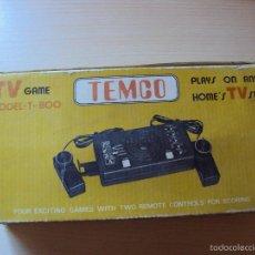 Juguetes antiguos y Juegos de colección: ANTIQUISIMA CONSOLA TEMCO. Lote 57812813