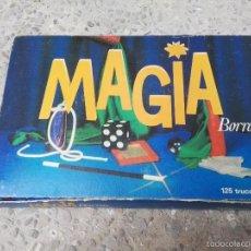 Juguetes antiguos y Juegos de colección: MAGIA BORRAS 125. Lote 57847062