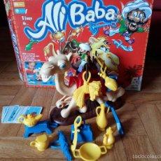 Juguetes antiguos y Juegos de colección: JUEGO ALIBABA Y CAMELLO - POPULAR JUGUETES. Lote 57860121