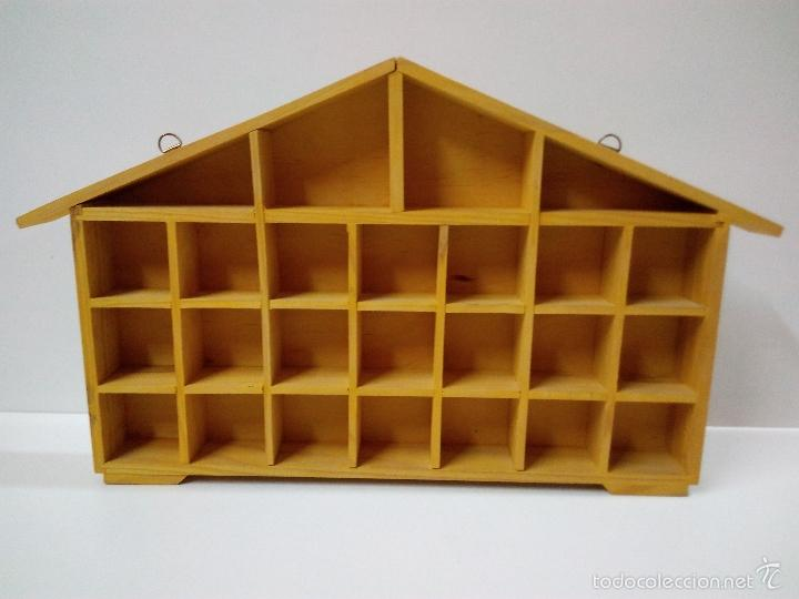 Casa de madera para miniaturas comprar en todocoleccion 57924965 - Casas en miniatura de madera ...