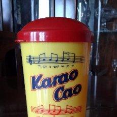 Juguetes antiguos y Juegos de colección: KARAO CAO. KARAOKE DE COLA CAO.. Lote 57939176