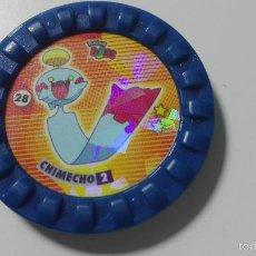 Juguetes antiguos y Juegos de colección: TAZO ROKS -- POKEMON ROKS -- Nº 28. Lote 58323460