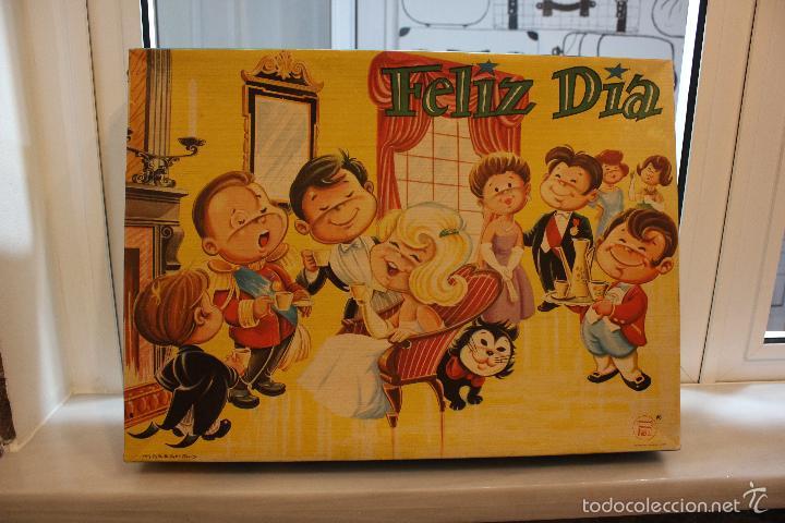 Juguetes antiguos y Juegos de colección: JUGUETE ANTIGUO FELIZ DIA. SET MESA, CUBERTERIA, VAJILLA INFANTIL. PSE SPAIN AÑOS 60 - Foto 8 - 99751436