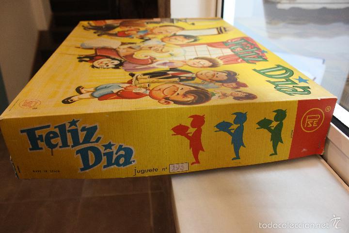 Juguetes antiguos y Juegos de colección: JUGUETE ANTIGUO FELIZ DIA. SET MESA, CUBERTERIA, VAJILLA INFANTIL. PSE SPAIN AÑOS 60 - Foto 11 - 99751436