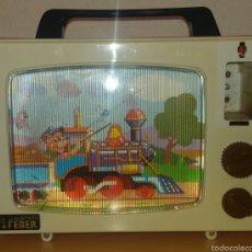 Juguetes antiguos y Juegos de colección: TELEVISOR FEBER.. Lote 58529830