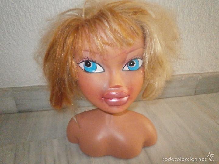 1 cabeza de muñeca para maquillar o peinar ( de - comprar en