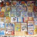 Juguetes antiguos y Juegos de colección: POKÉMON NINTENDO GAME BOY COLOR ADVANCE DS 64 PC ROJO AZUL AMARILLO CRISTAL PINBALL STADIUM MINI. Lote 61138795