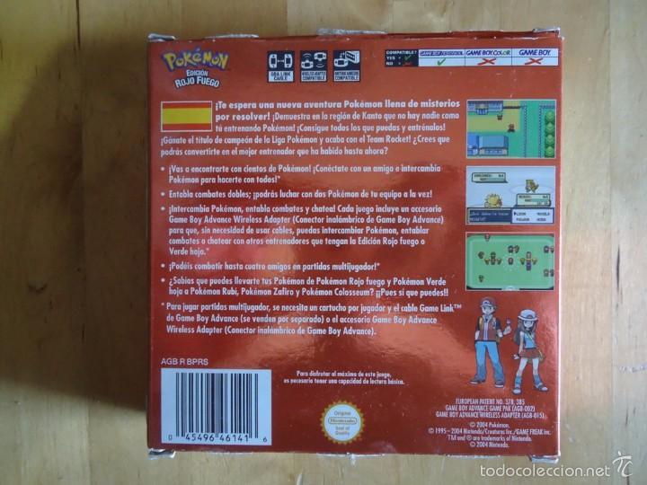 Juguetes antiguos y Juegos de colección: POKÉMON NINTENDO GAME BOY COLOR ADVANCE DS 64 PC ROJO AZUL AMARILLO CRISTAL PINBALL STADIUM MINI - Foto 32 - 61138795