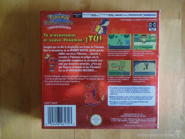Juguetes antiguos y Juegos de colección: POKÉMON NINTENDO GAME BOY COLOR ADVANCE DS 64 PC ROJO AZUL AMARILLO CRISTAL PINBALL STADIUM MINI - Foto 47 - 61138795
