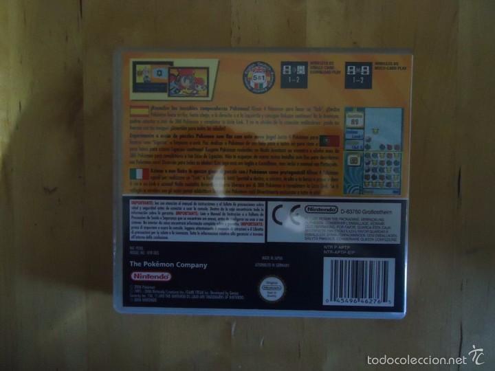 Juguetes antiguos y Juegos de colección: POKÉMON NINTENDO GAME BOY COLOR ADVANCE DS 64 PC ROJO AZUL AMARILLO CRISTAL PINBALL STADIUM MINI - Foto 54 - 61138795
