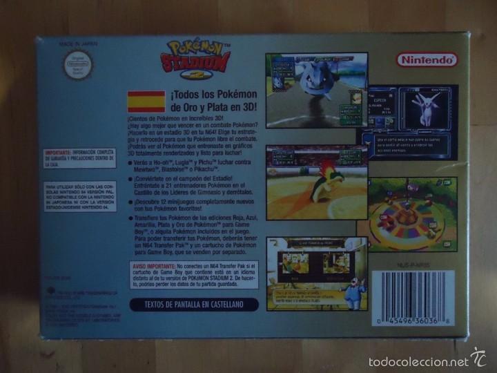 Juguetes antiguos y Juegos de colección: POKÉMON NINTENDO GAME BOY COLOR ADVANCE DS 64 PC ROJO AZUL AMARILLO CRISTAL PINBALL STADIUM MINI - Foto 96 - 61138795