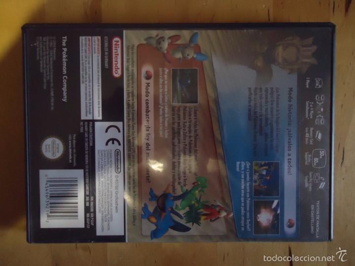 Juguetes antiguos y Juegos de colección: POKÉMON NINTENDO GAME BOY COLOR ADVANCE DS 64 PC ROJO AZUL AMARILLO CRISTAL PINBALL STADIUM MINI - Foto 110 - 61138795
