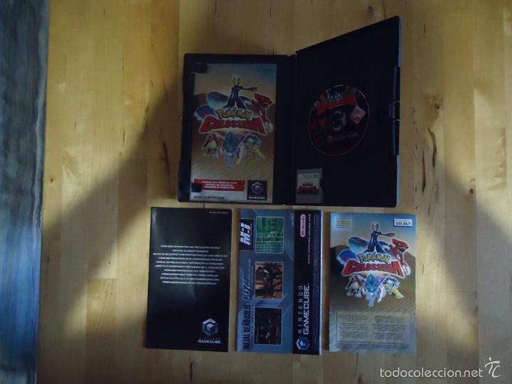 Juguetes antiguos y Juegos de colección: POKÉMON NINTENDO GAME BOY COLOR ADVANCE DS 64 PC ROJO AZUL AMARILLO CRISTAL PINBALL STADIUM MINI - Foto 111 - 61138795