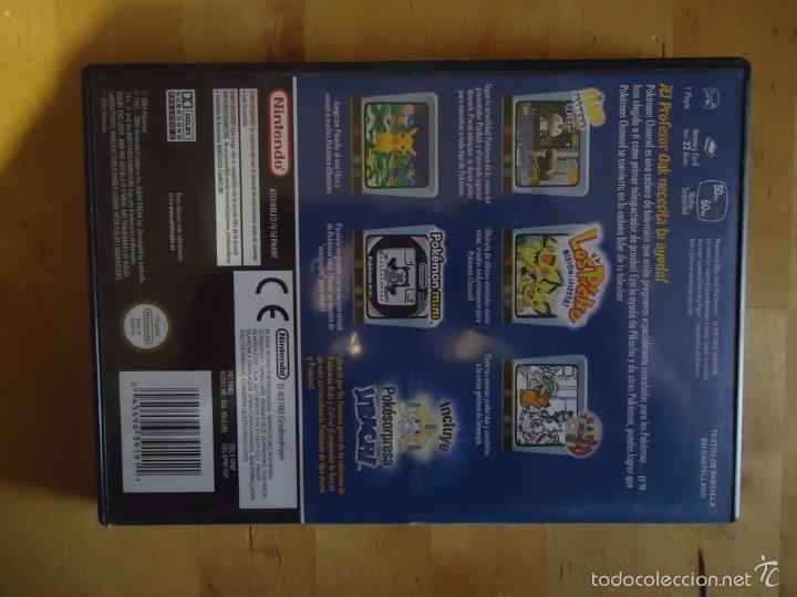 Juguetes antiguos y Juegos de colección: POKÉMON NINTENDO GAME BOY COLOR ADVANCE DS 64 PC ROJO AZUL AMARILLO CRISTAL PINBALL STADIUM MINI - Foto 116 - 61138795