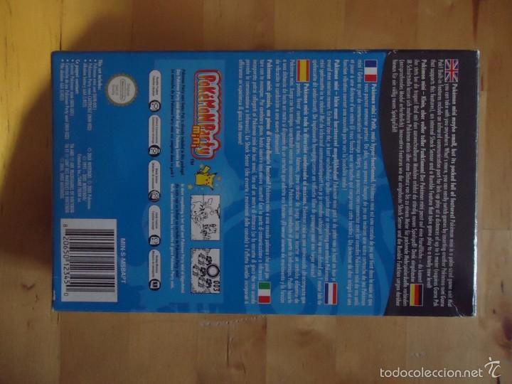 Juguetes antiguos y Juegos de colección: POKÉMON NINTENDO GAME BOY COLOR ADVANCE DS 64 PC ROJO AZUL AMARILLO CRISTAL PINBALL STADIUM MINI - Foto 125 - 61138795