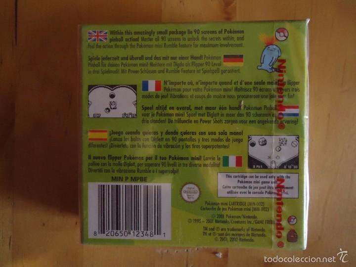 Juguetes antiguos y Juegos de colección: POKÉMON NINTENDO GAME BOY COLOR ADVANCE DS 64 PC ROJO AZUL AMARILLO CRISTAL PINBALL STADIUM MINI - Foto 128 - 61138795