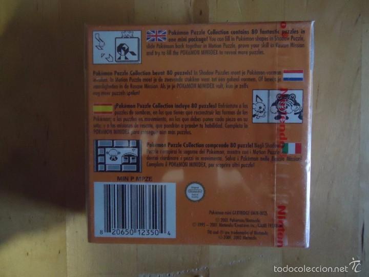 Juguetes antiguos y Juegos de colección: POKÉMON NINTENDO GAME BOY COLOR ADVANCE DS 64 PC ROJO AZUL AMARILLO CRISTAL PINBALL STADIUM MINI - Foto 130 - 61138795