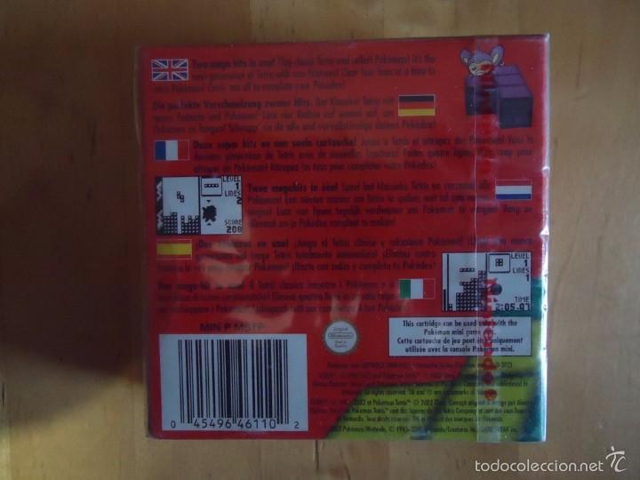 Juguetes antiguos y Juegos de colección: POKÉMON NINTENDO GAME BOY COLOR ADVANCE DS 64 PC ROJO AZUL AMARILLO CRISTAL PINBALL STADIUM MINI - Foto 132 - 61138795