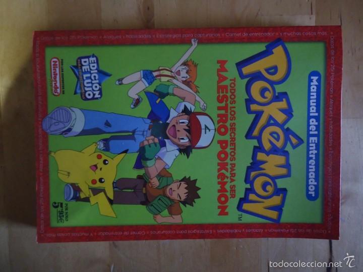 Juguetes antiguos y Juegos de colección: POKÉMON NINTENDO GAME BOY COLOR ADVANCE DS 64 PC ROJO AZUL AMARILLO CRISTAL PINBALL STADIUM MINI - Foto 149 - 61138795