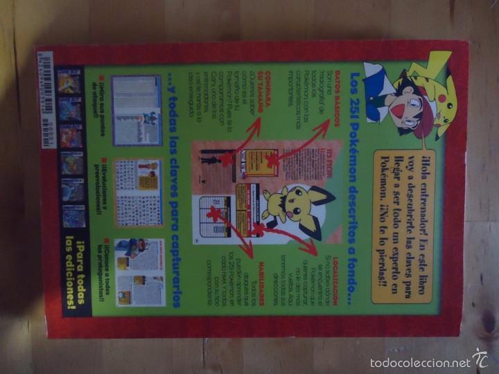 Juguetes antiguos y Juegos de colección: POKÉMON NINTENDO GAME BOY COLOR ADVANCE DS 64 PC ROJO AZUL AMARILLO CRISTAL PINBALL STADIUM MINI - Foto 150 - 61138795