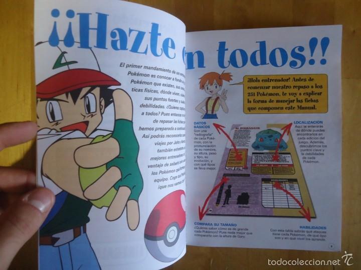 Juguetes antiguos y Juegos de colección: POKÉMON NINTENDO GAME BOY COLOR ADVANCE DS 64 PC ROJO AZUL AMARILLO CRISTAL PINBALL STADIUM MINI - Foto 151 - 61138795