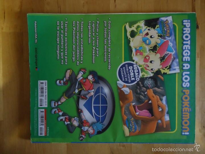 Juguetes antiguos y Juegos de colección: POKÉMON NINTENDO GAME BOY COLOR ADVANCE DS 64 PC ROJO AZUL AMARILLO CRISTAL PINBALL STADIUM MINI - Foto 170 - 61138795