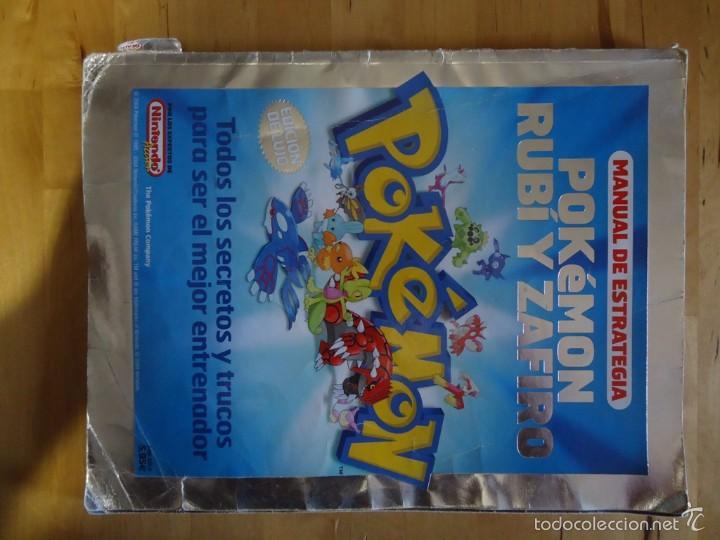 Juguetes antiguos y Juegos de colección: POKÉMON NINTENDO GAME BOY COLOR ADVANCE DS 64 PC ROJO AZUL AMARILLO CRISTAL PINBALL STADIUM MINI - Foto 173 - 61138795