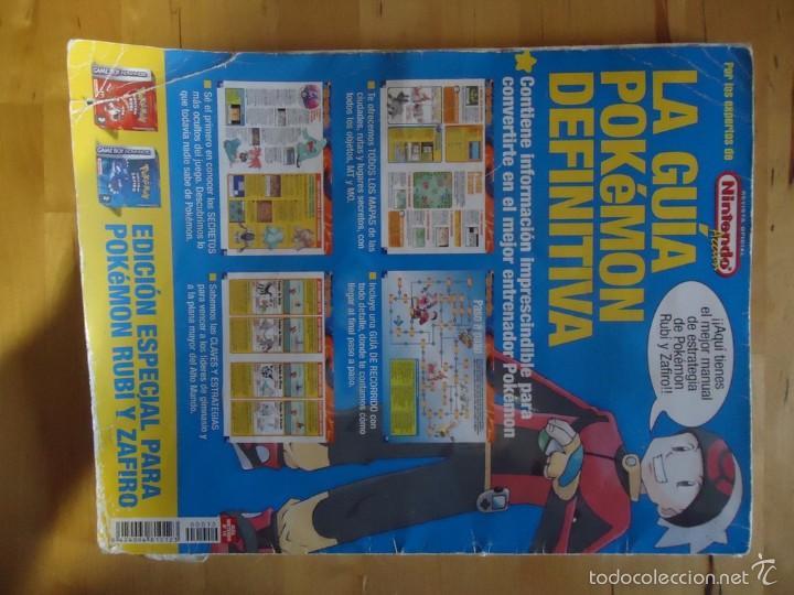 Juguetes antiguos y Juegos de colección: POKÉMON NINTENDO GAME BOY COLOR ADVANCE DS 64 PC ROJO AZUL AMARILLO CRISTAL PINBALL STADIUM MINI - Foto 174 - 61138795