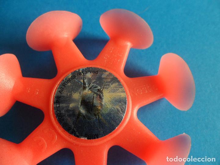 Juguetes antiguos y Juegos de colección: Juguete de goma Ventosas Nestle 2002 - Maps LTD - Woking UK - Foto 2 - 63128440