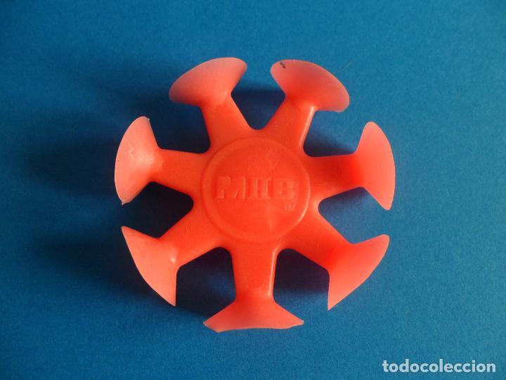Juguetes antiguos y Juegos de colección: Juguete de goma Ventosas Nestle 2002 - Maps LTD - Woking UK - Foto 4 - 63128440