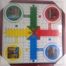 Juguetes antiguos y Juegos de colección: PARCHIS NUEVO (IMÁGENES DE VALENCIA). Lote 63550450