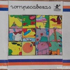 Juguetes antiguos y Juegos de colección: ROMPECABEZAS DE HANNA BARBERA AÑOS 70 COMPLETO , JUGUETES BORRAS. Lote 64664751