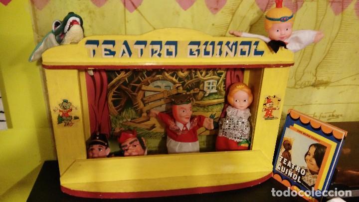 Teatro Guiñol Libro Marionetas Sold Through Direct Sale 65679906