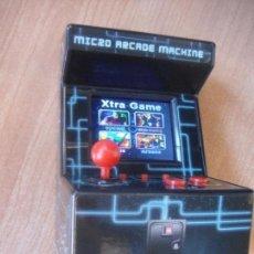Juguetes antiguos y Juegos de colección: MICRO ARCADE MACHINE - 240 JUEGOS INCLUIDOS - NUEVA!!!. Lote 66018962