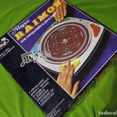 Juguetes antiguos y Juegos de colección: ANTIGUO JUEGO ELECTRÓNICO MÁGICO RAIMON COMPUTADORA (FABRICADO EN ESPAÑA X WONIL). Lote 67214385