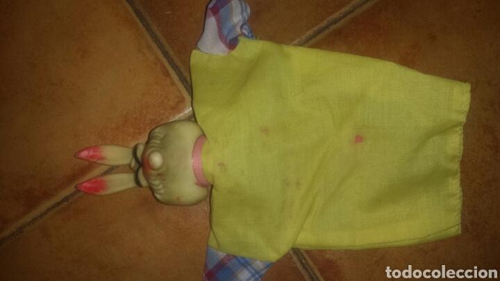 Juguetes antiguos y Juegos de colección: Lote de 9 Antiguas marionetas- Títeres- Muñecos Guiñol- años 60 - Foto 6 - 67435127